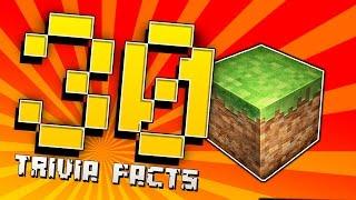 Minecraft | 30 MINECRAFT FACTS GAME | Diversity #3 Trivia w/ TrueMU & Logdotzip