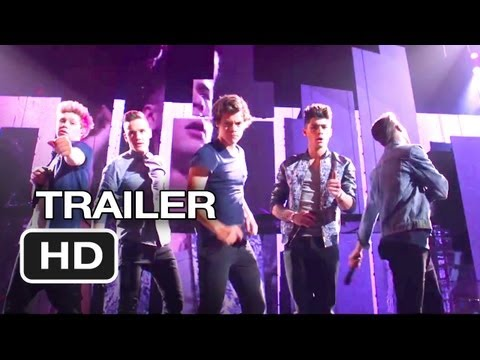 One Direction: This Is Us Official Trailer #1 (2013) - One Direction Documentary HD