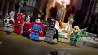 Lego DC Superheroes 2015 Justice League sets Commercial