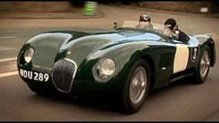 Jaguar 75th Anniversary Drive Part 2/2 - GTChannel