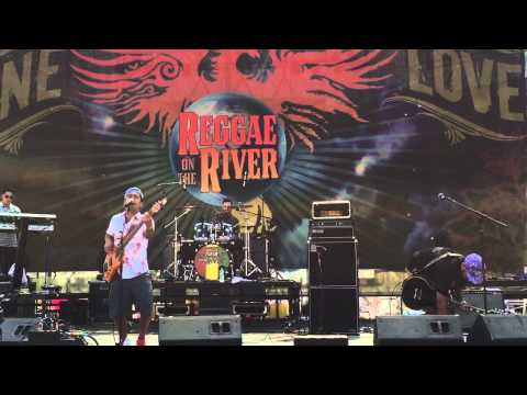 Inna Vision live from Reggae on the River 2015