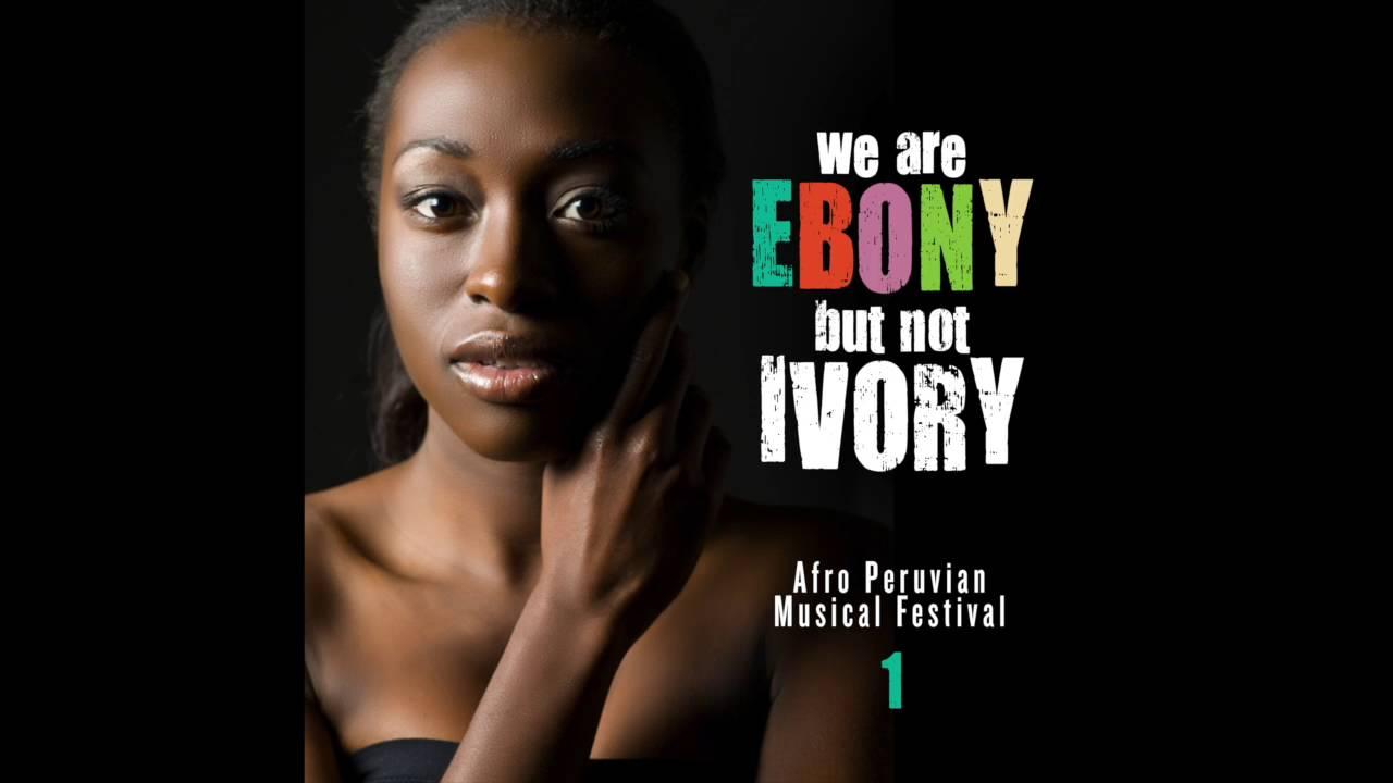Ebony bombas
