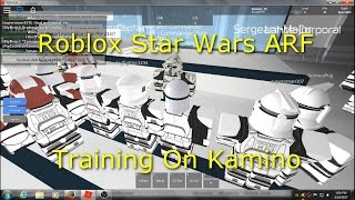 Roblox Star Wars Back In ARF