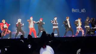 180114 NO MORE DREAM DANCE BREAK - BTS 4th Muster