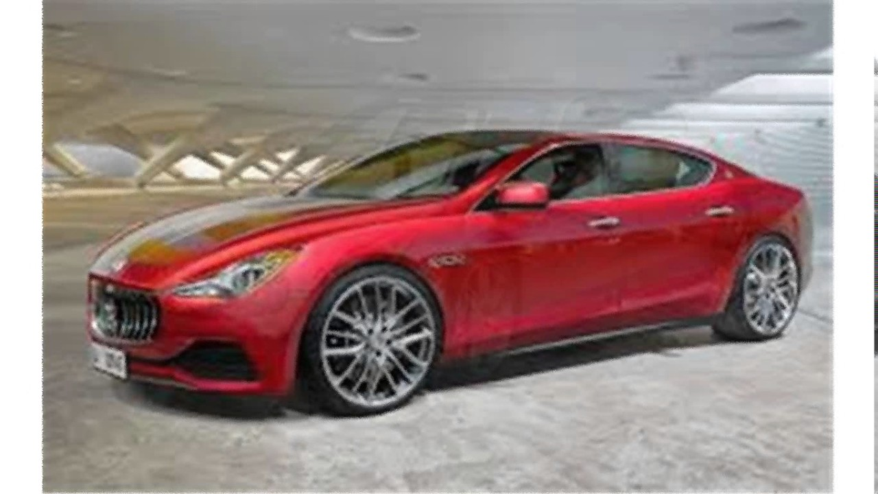 maserati 4 door - YouTube