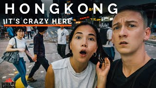 We Were In Hong Kong's BIG Protests (Local Explained The Situation) 🇭🇰