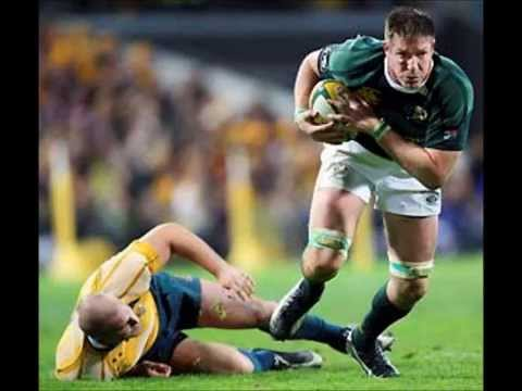 Guess Who's Back.... (Bakkies Botha)