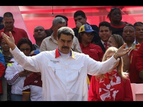 Discurso de Nicolás Maduro celebrando 1er año de la victoria el 20 mayo 2019