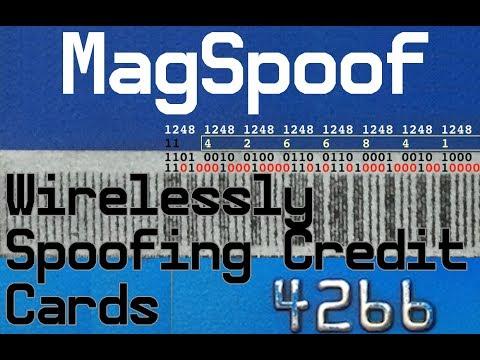 MagSpoof - magnetic stripe spoofer / credit card magstripe emulator