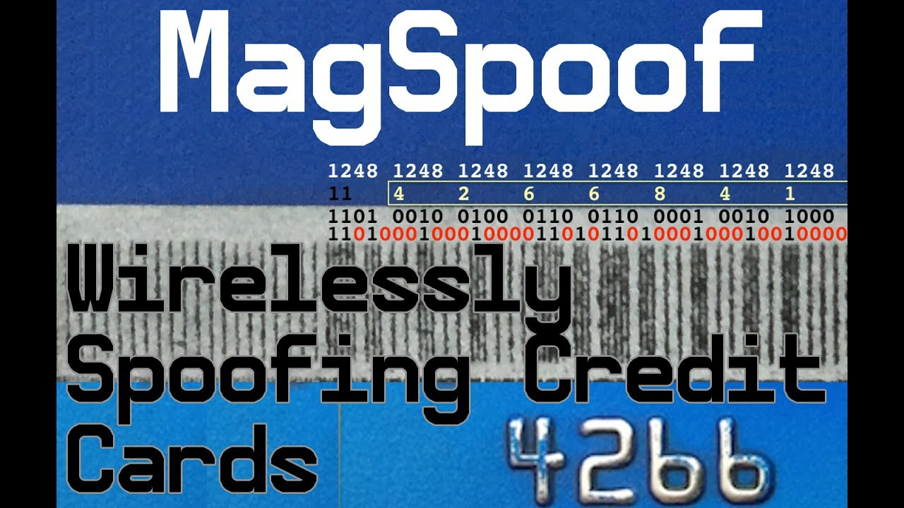 MagSpoof Digitally Clones the Magnetic Stripe of Any Credit Card