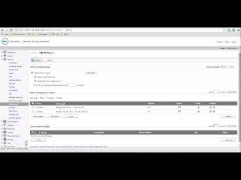 SonicWALL - Basic Wireless Configuration Of SonicWALL UTM Appliances With Built-in Wireless