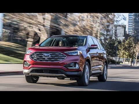 FIRST CLASS!  FORD EDGE ST FIRST IMPRESSION