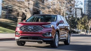 FIRST CLASS! 2019 FORD EDGE ST FIRST IMPRESSION