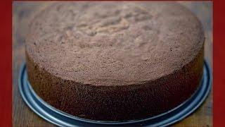 Schokoladen Biskuit Boden - Herstellung von hohem Schokoladen-Biskuit - von Kuchenfee