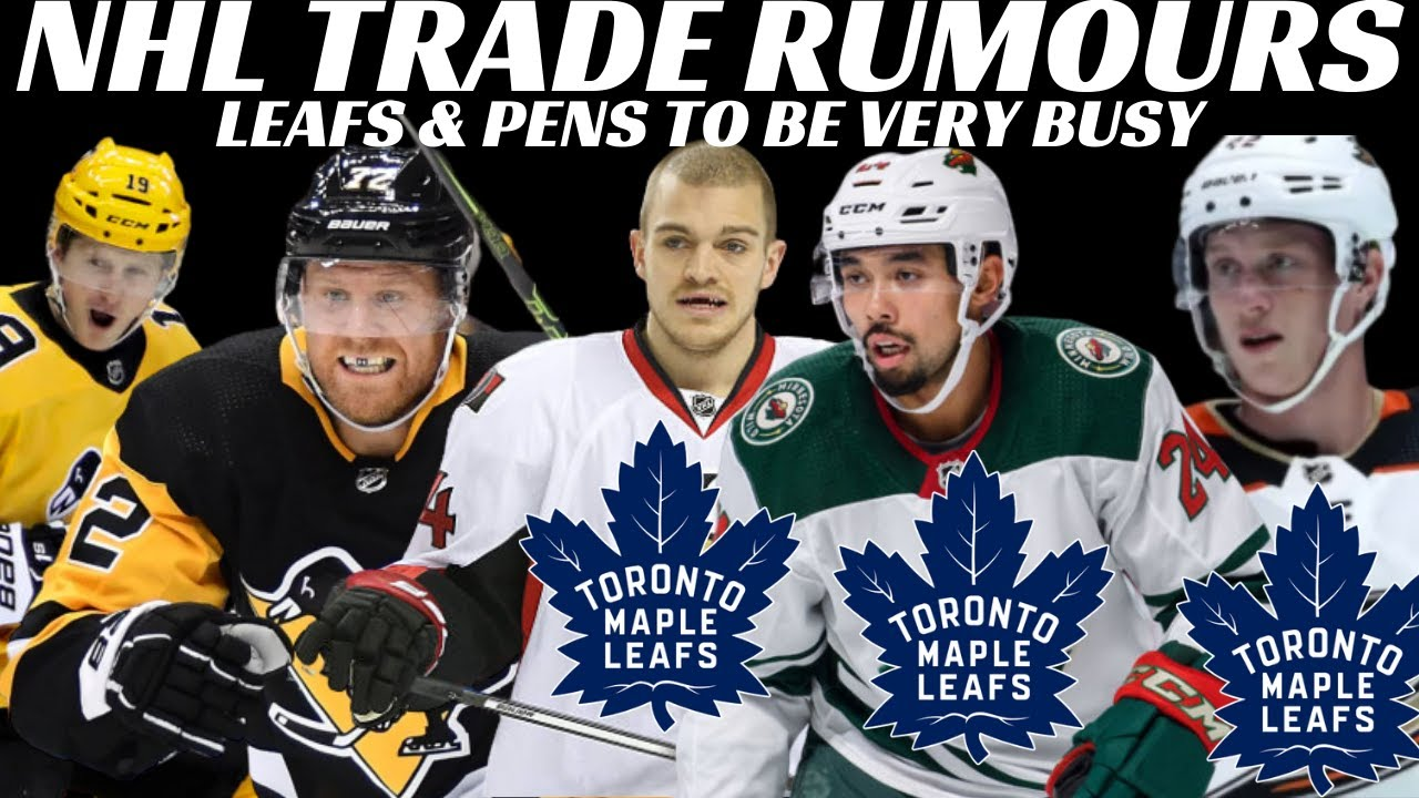 Nhl Trade Rumours Leafs Pens Will Be Busy Mackinnon Wins Lady Byng Kings Sign Walker Youtube