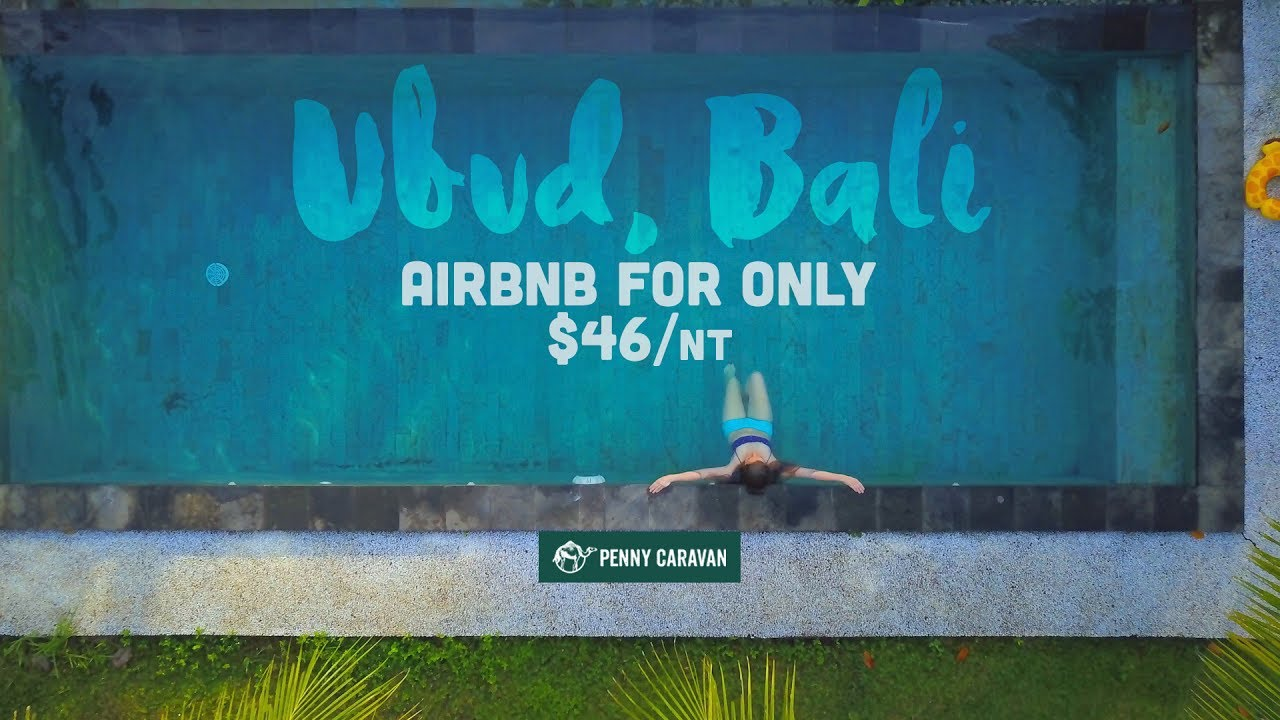 Jungle Villa In Ubud Bali For Only 46 A Night Youtube