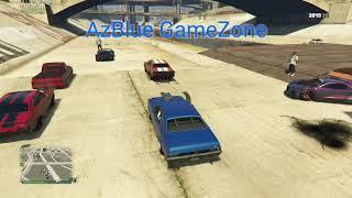 Grand Theft Auto : Drag Racing part1
