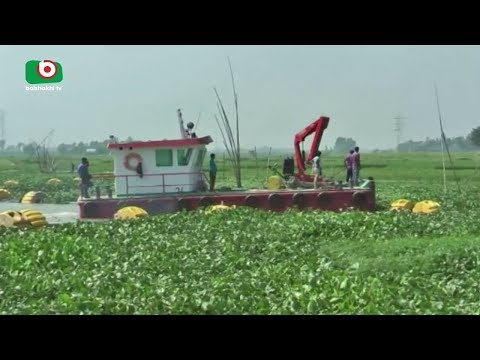 Bhairob River Dredging | Rajib | 27Nov17