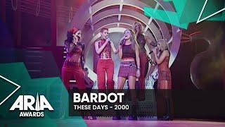 Bardot: These Days | 2000 ARIA Awards