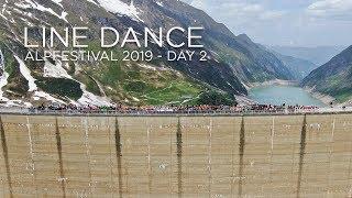 Line Dance AlpFestival 2019 - World Record