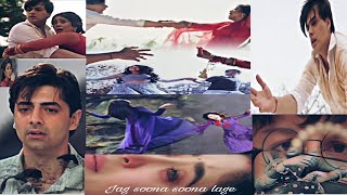 Naira's death sequence || Jag soona soona lage || Yrkkh
