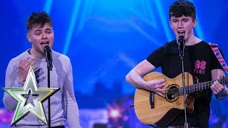 The Fluke get the stage rocking with toe tapping performance   Ireland's Got Talent 2019