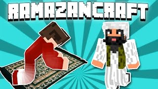 Minecraft RAMAZANCRAFT - 1.Bölüm