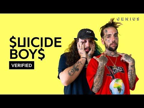 "$uicideBoy$ ""Carrollton"" Official Lyrics & Meaning | Verified"