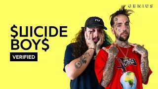 """Download $uicideBoy$ """"Carrollton"""" Official Lyrics & Meaning 