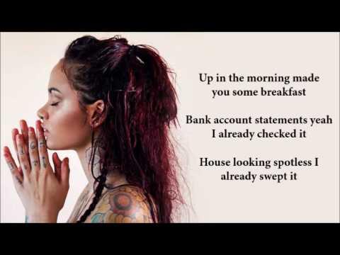 Kehlani - FWU (Lyrics)