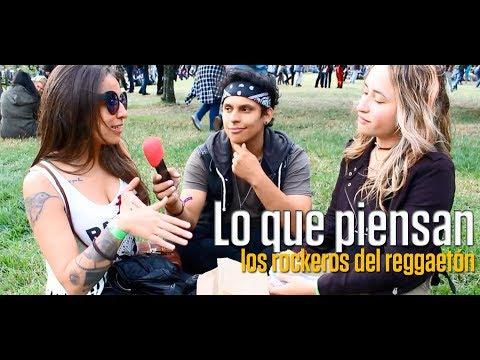 Lo que piensan los rockeros sobre el reggaetón | Shock