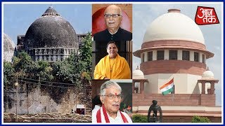 Court Gives Its Verdict On The Babri Masjid Case