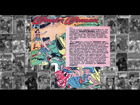"Wonder Woman: The God of War Part III, ""Deception"", Wonder Woman Comics v1 #02"