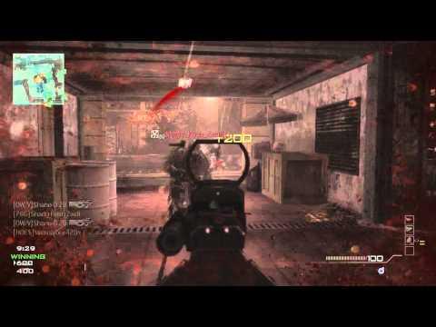 Best multi kill on MW3!!!!