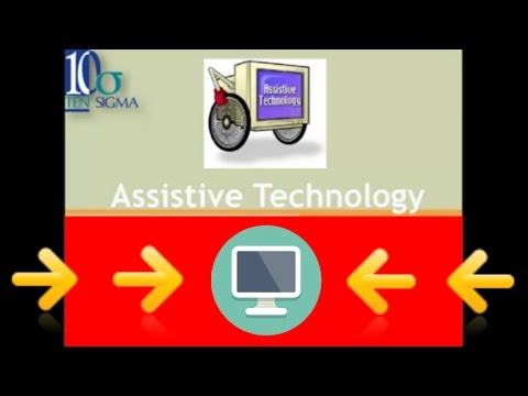 Assistive Technology For Students With Special Needs Episode 48 Of