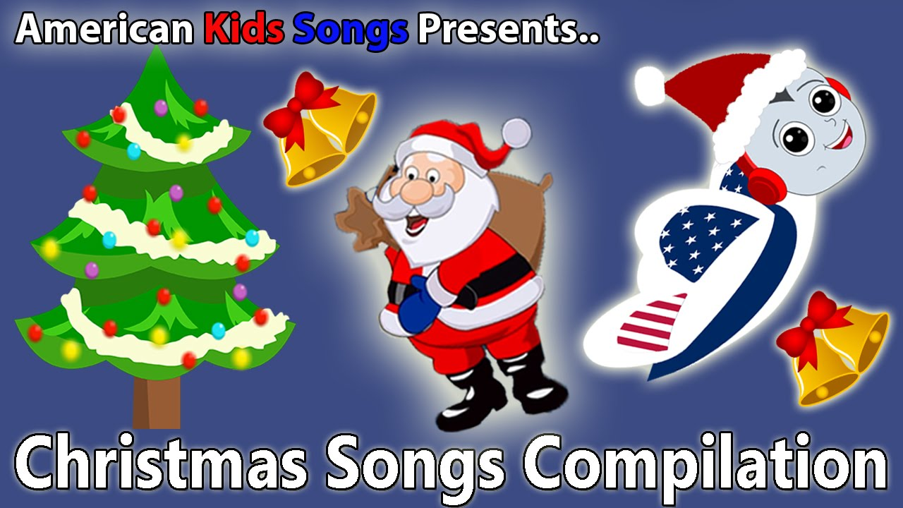 american christmas songs medley up on the housetop over 14 mins compilation christmas