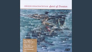 "Piano Sonata in F Sharp Minor, Op. 2. ""Battle of Avarayr"": IV. Grave, Allegro con forza"