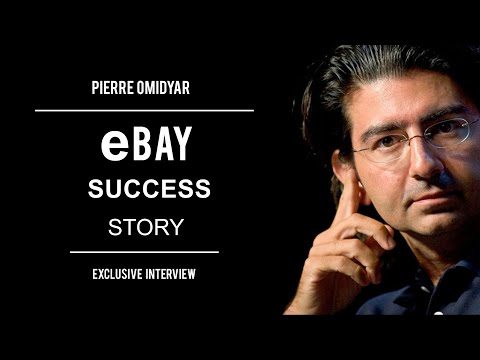 eBay Success Story - Pierre Omidyar Full Speech