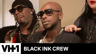 Dutchess Serves Ceaser At His New Shop | Black Ink Crew