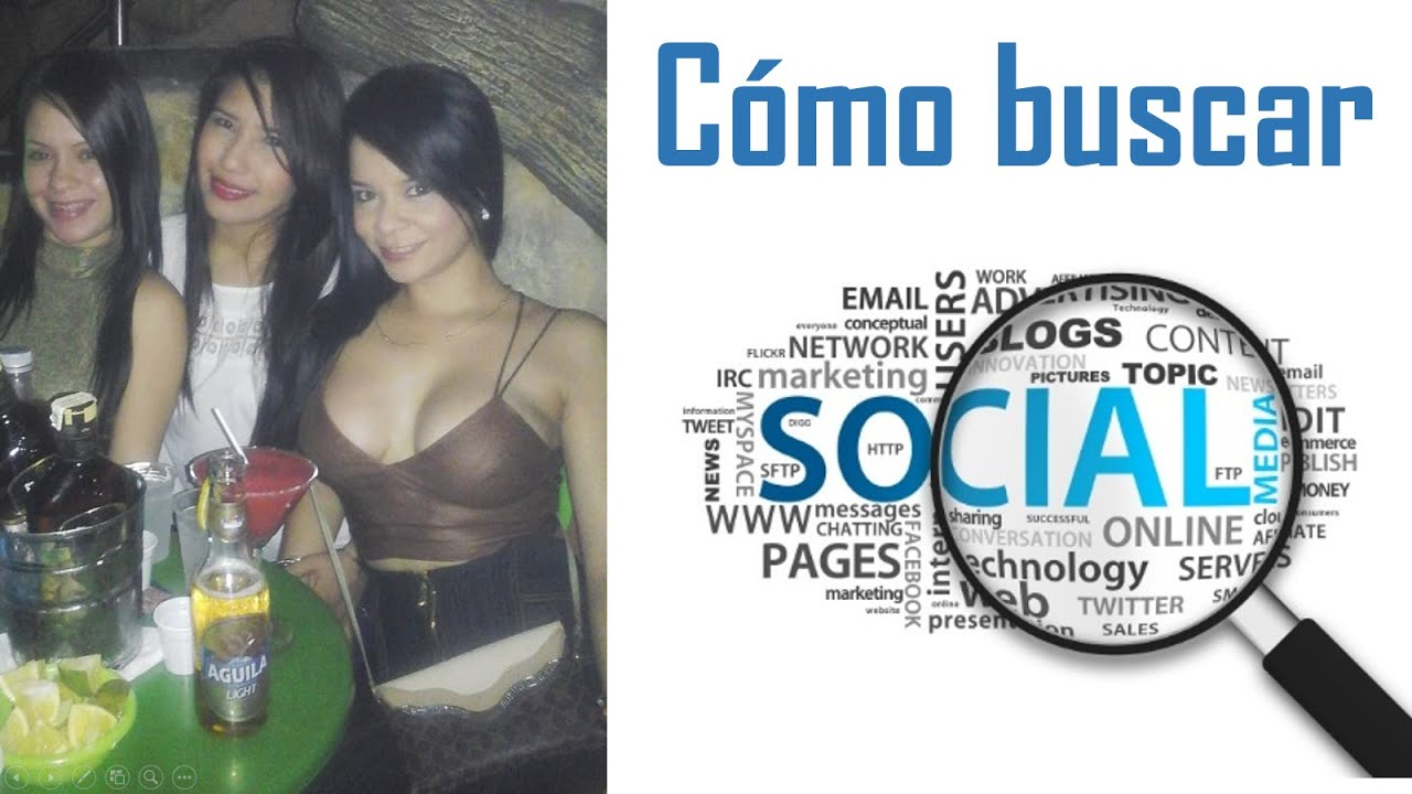 Facebook como encontrar prostitutas