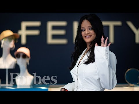 Rihanna's $600 Million Fortune; Jay Z Becomes A Billionaire | Forbes Flash
