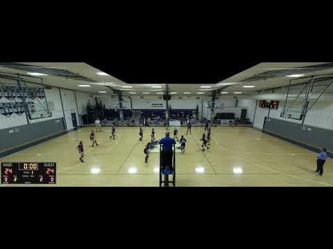 Randolph vs. Madison County Middle School Freshman Womens' Volleyball