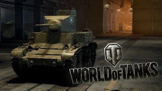 M2 Light Aktion | World of Tanks