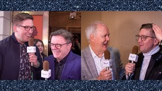 EXCLUSIVE Nathan Lane & John Lithgow #SmileStory Interviews