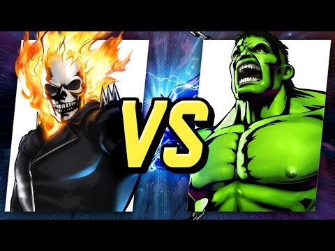 БОИ СУПЕРГЕРОЕВ - Marvel vs. Capcom 3 (PS4)