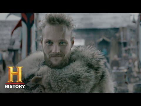Vikings: Season 5 Character Catch-Up - Ubbe (Jordan Patrick Smith) | History