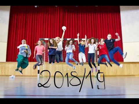 Ru?ckblick Schuljahr 2018/19 - German International school