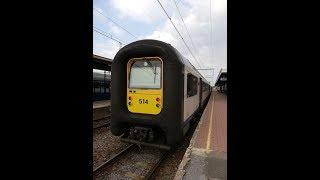 Pov Namur to Arlon by train L162