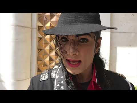 Gigeo® Michael Jackson (impersonator) Party Invitations