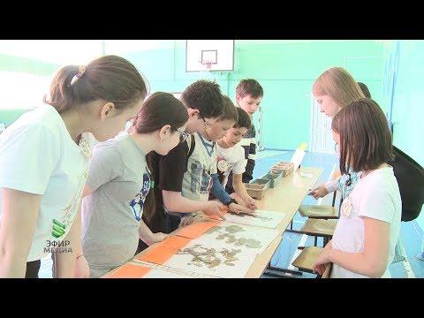 Экологическая игра -путешествие в школе №2